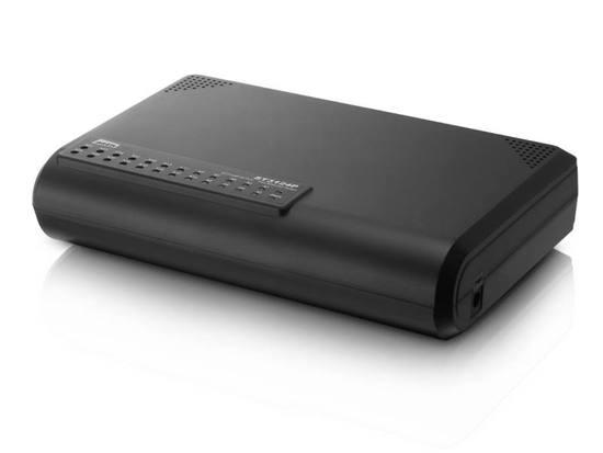 NETIS ST3124P 24xTP 10/100Mbps 24port switch, ST3124P