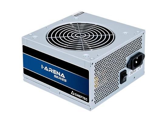 Chieftec ATX PSU IARENA series GPB-400S, 400W, GPB-400S