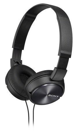 Sluchátka Sony MDRZX310B.AE - černá