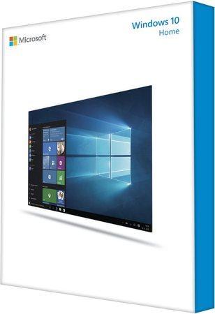 Microsoft Windows 10 Home 64-Bit OEM CZ DVD (KW9-00150), KW9-00150