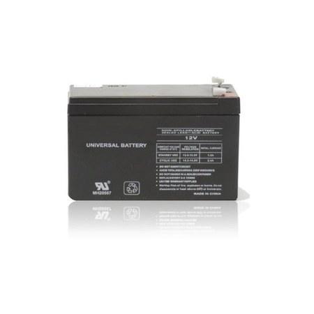 EUROCASE baterie do záložního zdroje NP7-12, 12VC, 7Ah, NP7-12