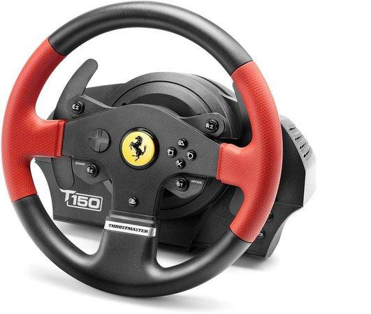 Volant Thrustmaster T150 Ferrari pro PS4, PS3, PC + pedály