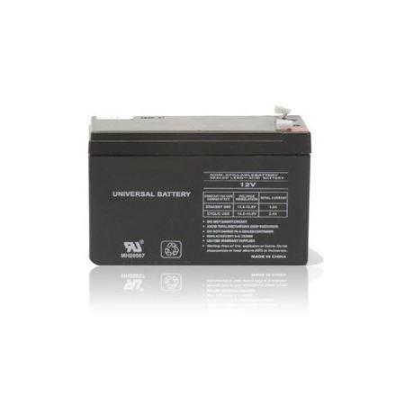 EUROCASE baterie do záložního zdroje NP8-12 / 12V, 8Ah, NP8-12