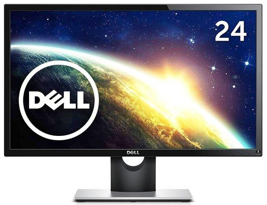 "DELL SE2416H/ 24"" LED/ 16:9/ 1920x1080/ 1000:1/ 6ms/ Full HD/ HDMI/ černý/ 3H IPS/ 3YNBD on-site"