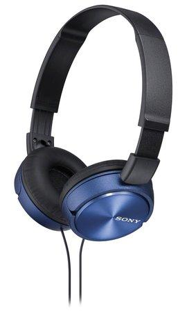 Sluchátka Sony MDRZX310L.AE - modrá