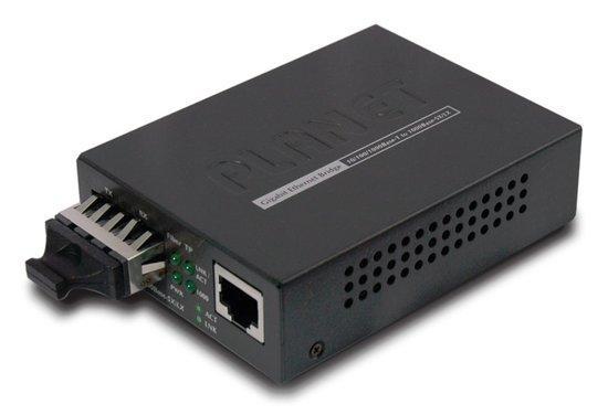 Planet Multimode konvertor Gigabit 1000BaseT/SX (SC), GT-802