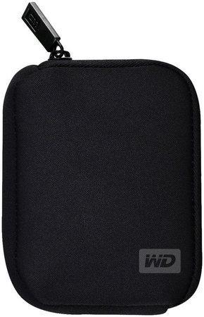 WD My Passport přenosný obal (pro model: My Passport, Elements Portable) / Černý