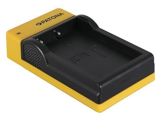 PATONA nabíječka Foto Nikon EN-EL9 slim, USB