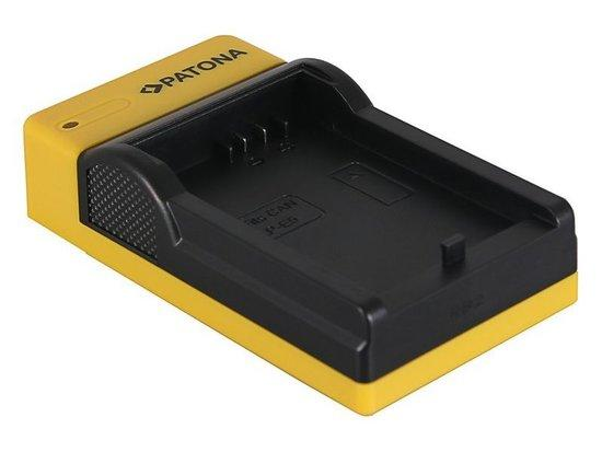 PATONA nabíječka Foto Canon LP-E5 slim, USB