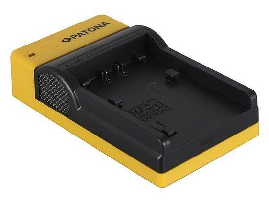 PATONA nabíječka Foto Sony NP-FP50/NP-FH50/70 slim, USB