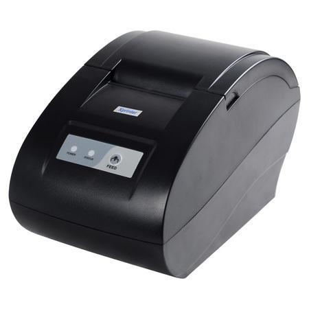 Xprinter pokladní termotiskárna 58-IIN, USB, 58-IIN