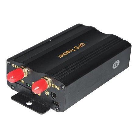 HELMER GPS profesionální lokátor LK 506 / lze zapojit a ukrýt do elektroinstalace automobilu