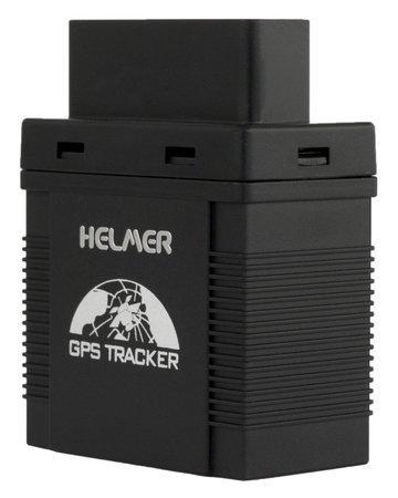 HELMER GPS unikátní lokátor LK 508 s autodiagnostikou OBD II
