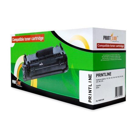 PRINTLINE kompatibilní toner s HP CE341A, No.651A / pro LJ ENT. 700 M775dn / 16.000 stran, Cyan