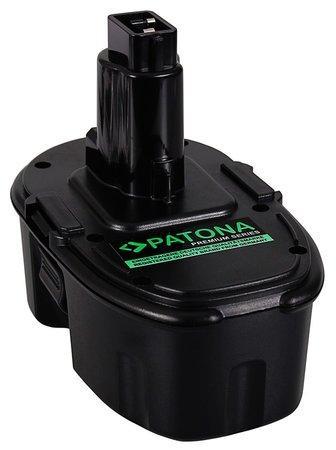 PATONA baterie pro Aku Dewalt 18V 3300mAh Ni-MH Premium