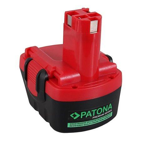 PATONA baterie pro Aku Bosch 12V 3300mAh Ni-MH Premium