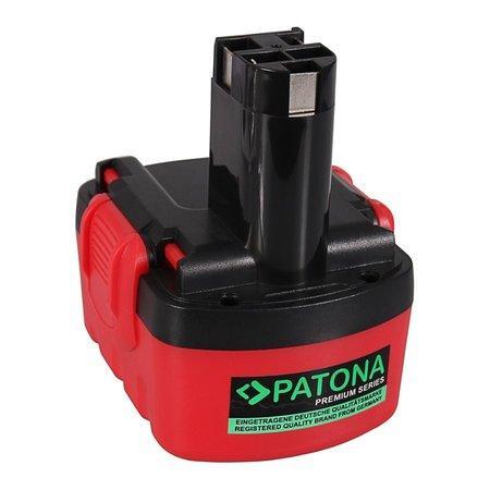 PATONA baterie pro Aku Bosch 14,4V 3300mAh Ni-MH Premium BAT038