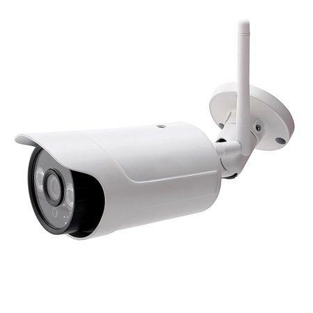 iGET Security M3P18 Bezdr. IP kamera pro alarm M3 - lze použít i samostatně, Wifi, 1280 x 720, 32GB MEM, IP66,přisvícení, M3P18