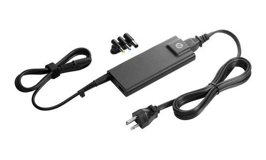 HP 90W Slim AC Adapter with USB - ADAPTER