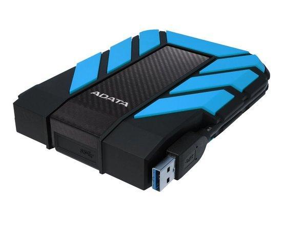 "HDD ext. 2,5"" ADATA HD710 Pro 1TB - modrý, AHD710P-1TU31-CBL"