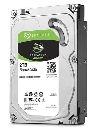 "Seagate BarraCuda 2TB HDD / ST2000DM008 / Interní 3,5"" / 7200 rpm / SATA 6Gb/s / 256MB, ST2000DM008"