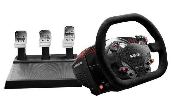 Thrustmaster Sada volantu a pedálů TS-XW Racer - Sparco, pro Xbox One, One X, One S a PC