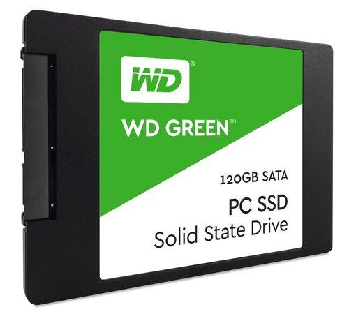 WD Green SSD 120GB, WDS120G2G0A