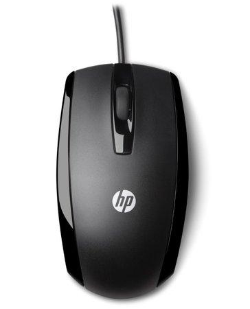 HP Wired Mouse X500 E5E76AA, E5E76AA#ABB