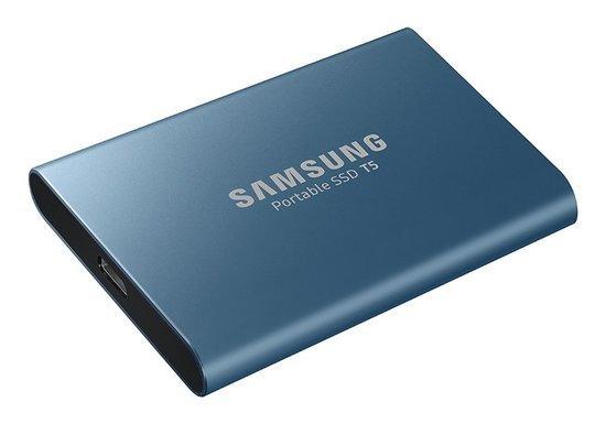 Samsung T5 500GB, MU-PA500B/EU, MU-PA500B/EU