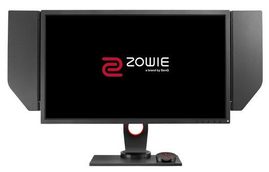 """ZOWIE by BenQ 27"""" LED XL2740 Dark Grey/ 1920x1080/ 12M:1/ 1ms/ DVI/ 2x HDMI/ DP/ černý/ FF/ LBL, 9H.LGMLB.QBE"""