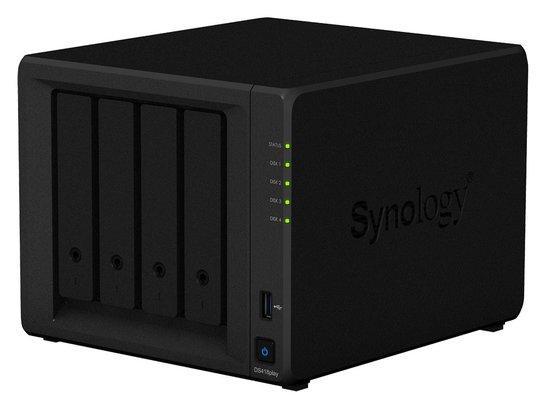 Datové uložiště (NAS) Synology DS418play, DS418play