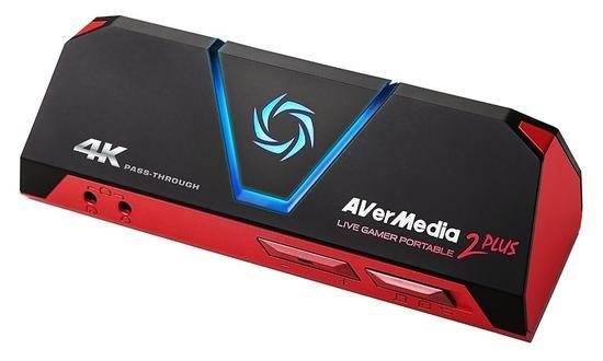 AVERMEDIA Live Gamer Portable 2 Plus capture box/ GC513, 61GC5130A0AH