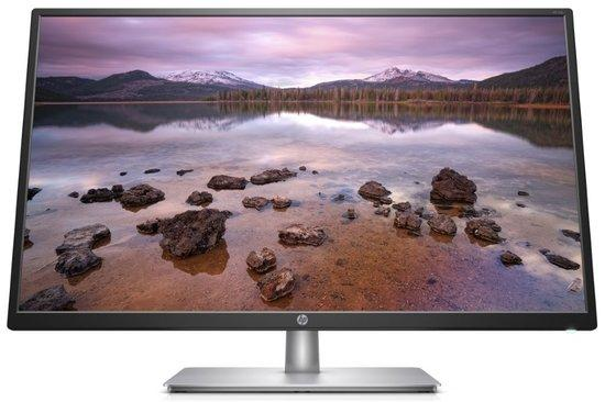 """HP 32s / 32"""" FHD matný IPS/ 16:9/ 5ms/ 250 cd/m2 / VGA/ HDMI/ stříbrný + černý, 2UD96AA#ABB"""