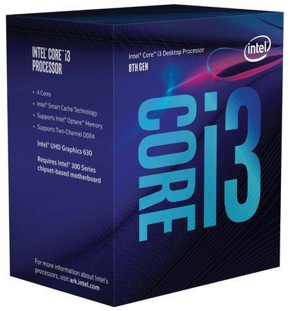 Intel Core i3-8300 BX80684I38300, BX80684I38300