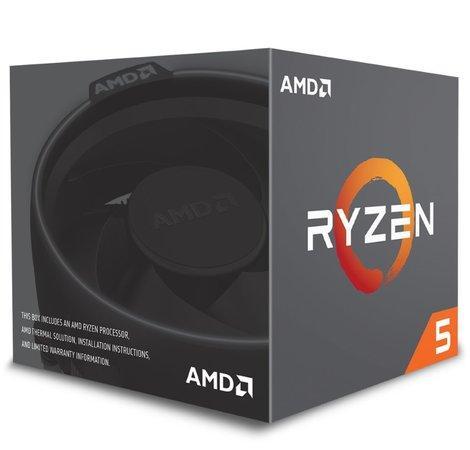 AMD Ryzen 5 2600X YD260XBCAFBOX, YD260XBCAFBOX