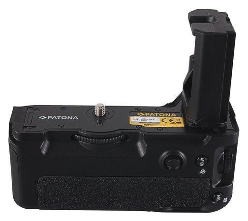 PATONA Battery grip pro foto Sony NP-FZ100 + dálkové ovládání