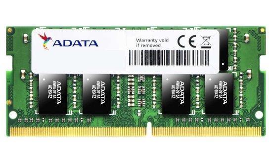 ADATA SODIMM DDR4 8GB 2666MHz CL19 AD4S266638G19-R
