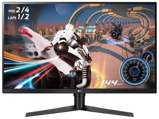 LG Monitor LCD 32GK850F-B 32``, 2560 x 1440, VA, HDMI, D-Sub, 144Hz, 32GK850F-B