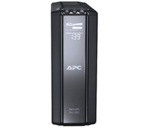 Back-UPS Pro 1500VA Power saving (865W), LCD displej, BR1500GI
