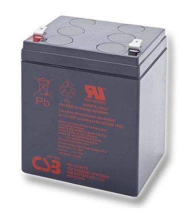 EATON Náhradní baterie CSB 12V 5Ah, BAT-CSB-12V-5Ah