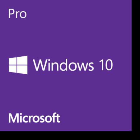 MS OEM Windows 10 Pro Refurbisher x32 EN 3pk DVD RRP COM