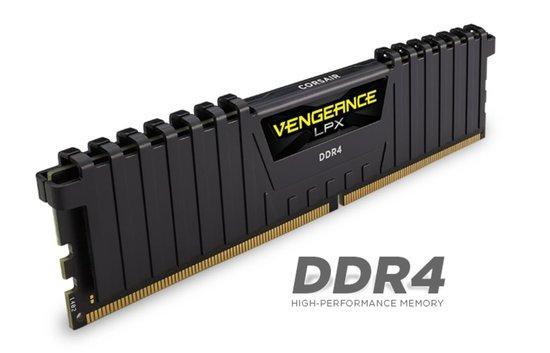 CORSAIR DDR4 16GB (2x8GB) 2400MHz CL16 CMK16GX4M2A2400C16