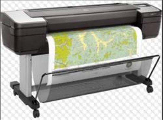 HP DesignJet T1700dr 44-in Printer