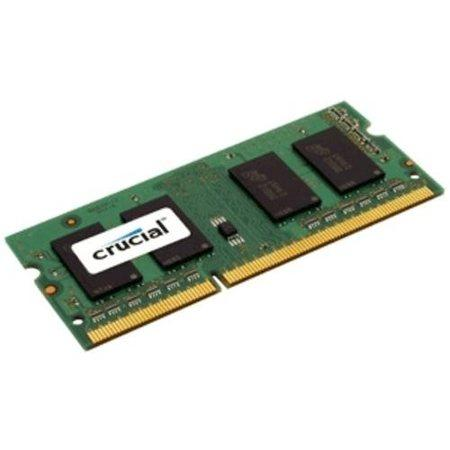 CRUCIAL DDR3 SODIMM 4GB 1600MHz CL11 CT51264BF160BJ, CT51264BF160BJ