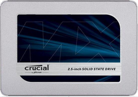 """Crucial MX500 250GB, 2,5"""", SATAIII, SSD, CT250MX500SSD1, CT250MX500SSD1"""