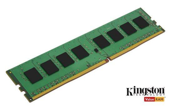 Kingston DDR4 4GB 2666MHz CL19 KVR26N19S6/4