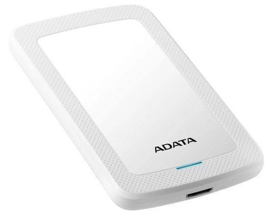 """HDD ext. 2,5"""" ADATA HV300 1TB - bílý, AHV300-1TU31-CWH"""