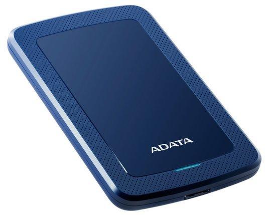 "HDD ext. 2,5"" ADATA HV300 1TB - modrý, AHV300-1TU31-CBL"