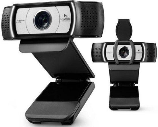 Logitech webkamera HD Webcam C930e, černá, 960-000972