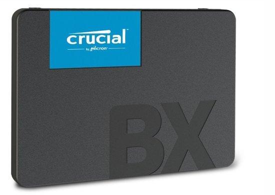 Crucial BX500 120GB, CT120BX500SSD1, CT120BX500SSD1